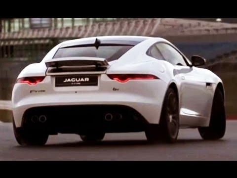Jaguar F-Type Coupé: Drift-Video mit Narain Karthikeyan