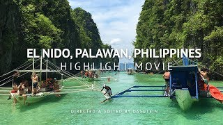 Travel Trip to El Nido Palawan, Philippines | Highlight Movie