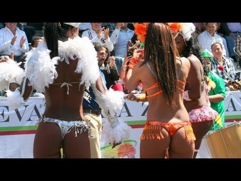 Carnaval de Primavera Zitácuaro 2013