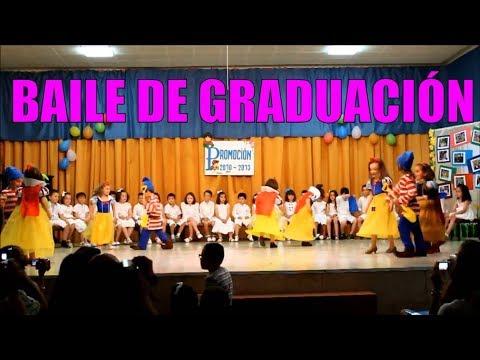 Baile de Graduación de Educación Infantil A - Colegio de La Presentación