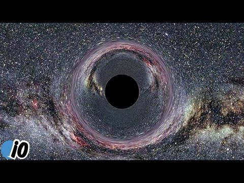 Supermassive Black Hole Discovered By NASA