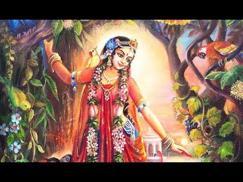 Tulasi Maharani ~ Krishna Premi Dasi video