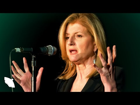 The Moth Presents Arianna Huffington: Thrive
