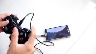 Utilza Tu Mando De PS3® Como Gamepad!-Android