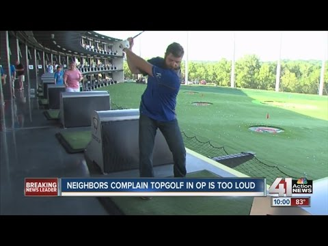 Overland Park's TopGolf the target of noise complaints