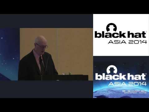 Black Hat Asia 2014 - Keynote by Dr. Steve Crocker