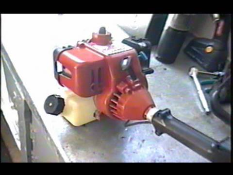 Carburetor Repair on Homelite SX135 Bandit Weed Wacker Part 1/2