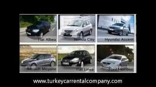 Antalya Car Hire Agency - Turkey