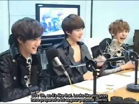 Exo-K MBC Radio