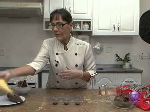 Espaço Culinaria - Tema: Trufa Insuflada de Maracujá - Bloco 2 - 28.09.12 - TV Mundi