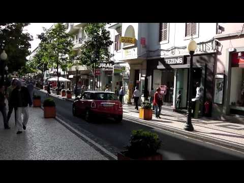 City Centre, Funchal, Madeira