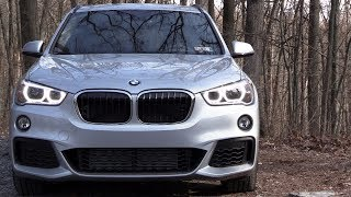 2018 BMW X1: Review