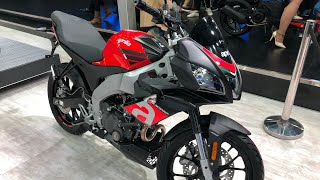 Aprilia RS 150 & Aprilia Tuono 150 - First Look | MotorBeam