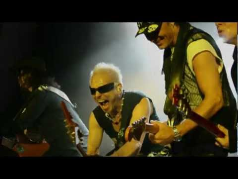 Scorpions - When The Smoke -Scorpion for ever