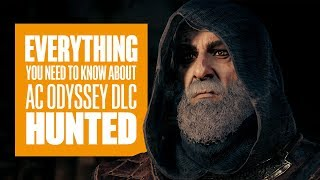 Everything You Need To Know About Assassin's Creed Odyssey DLC Legacy of the First Blade: Hunted