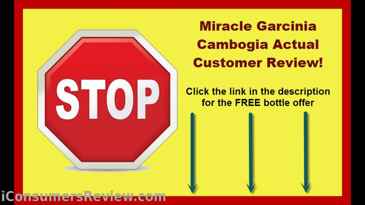 garcinia customer reviews
