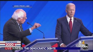 Democratic Presidential Candidates Spar In Houston Debate