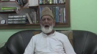 Geelani's Eid-ul-Fitr message