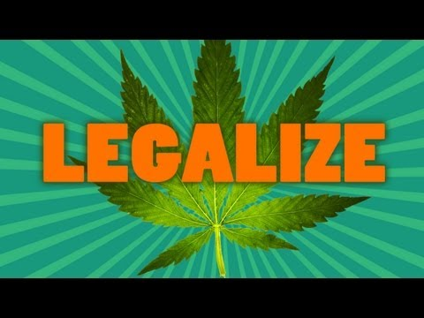 Top 5 Reasons To Legalize Weed