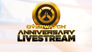 Overwatch Anniversary Celebration Livestream with Loot Box Opening