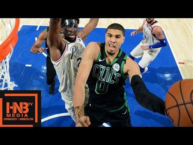 Philadelphia Sixers vs Boston Celtics Full Game Highlights / Game 3 / 2018 NBA Playoffs