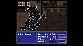 Let's Play Filly Fantasy VI (Version 2.0) #84 - The Warring Triad (1/3)