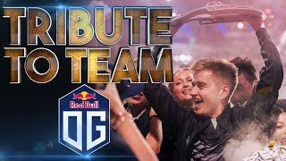 The MOST Legendary Dota 2 Team in the World – A Tribute to Team OG (N0tail, ana, JerAx, Ceb, Topson)