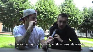 Twenty One Pilots - Interview in Paris