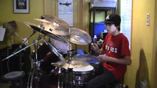Digitalism: Idealistic Drum Cover