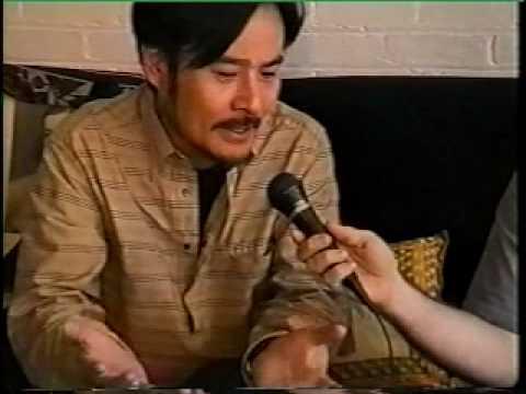 Kiyoshi Kurosawa On The Sound In His Films (Media Funhouse)
