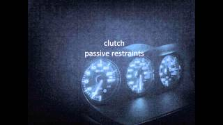 Watch Clutch Passive Restraints video