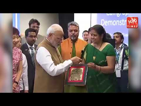 PM Modi Visits Indian Heritage Centre In Singapore..Exclusive Video | Singapore | BJP | YOYO Times