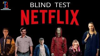 BLIND TEST SÉRIES ET FILMS ORIGINAL NETFLIX DE 60 EXTRAITS (AVEC RÉPONSES)