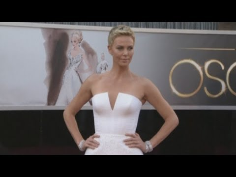 The Oscars 2013: Red carpet fashion round-up with Anne Hathaway and Charlize Theron