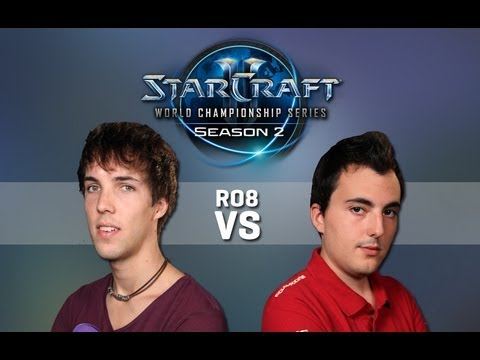 Grubby vs. VortiX - Quarterfinal - WCS Europe Season 2 - StarCraft 2