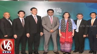 Life Sciences Sector To Be 100 Bilion Dollar In Telangana: KTR At Bio-Asia 2018