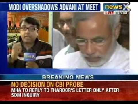 Narendra Modi ridicules Rahul Gandhi and Sonia Gandhi at BJP Meet - NewsX