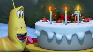 LARVA - CAKE | Larva 2017 | Cartoons For Children | Larva Cartoon | LARVA Official
