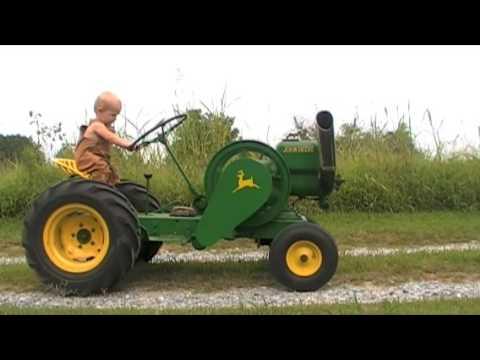 Little Green Tractor video