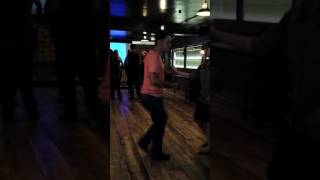Latin Soul Salsa Lesson 1 at The Bohemia Finchley,  London with Fredy