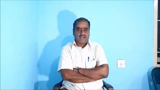 An introduction  | welcome | for entrance examinations | srinivasan