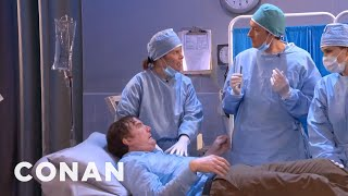 CDC Recommends Circumcision  - CONAN on TBS