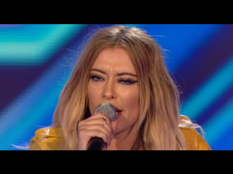 Faye Horne - 'I Know Where I've Been' | Six Chair Challenge | The X Factor UK 2016