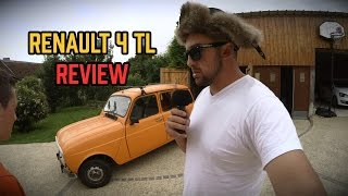 Renault 4 TL Review