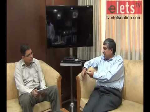 elets Interview - Nandan Nilekani