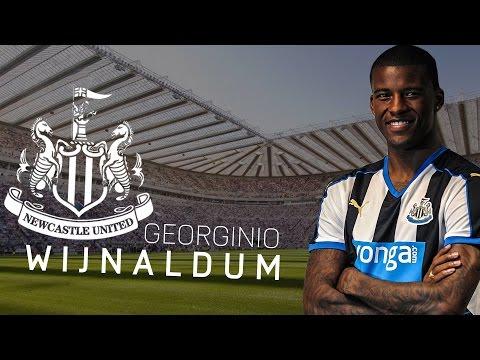 Georginio Wijnaldum ► Goals | Newcastle & PSV | - Welcome to Liverpool ᴴᴰ
