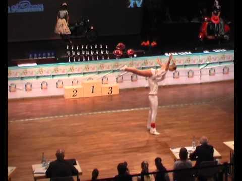 Coletta Braun & Philipp Seidenschwarz - Süddeutsche Meisterschaft 2011