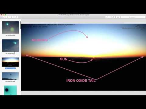 Nibiru Planet X & Binary Star System Latest 2016 Huge Anomaly via SOHO Discovered