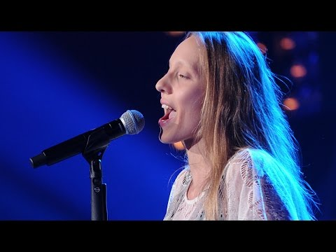 "The Voice of Poland VI - Karolina Miziolek  - ""I'm not The Only One"" - Przesłuchania w ciemno"