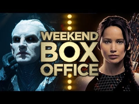 Weekend Box Office - Nov. 22-24 2013 - Studio Earnings Report HD